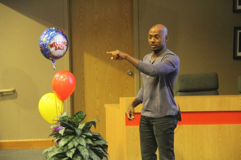 If actor and producer Romany Malco has learned anything on his journey from a meager Baytown trailer park to the bright lights and red carpets of Hollywood, it's that nothing is more important than finding your true purpose.