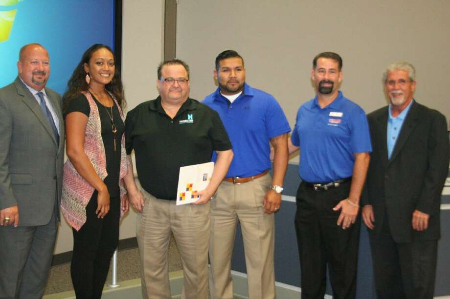 The Texan Drive staff was honored at the Humble ISD board meeting Tuesday, June 14, 2016.