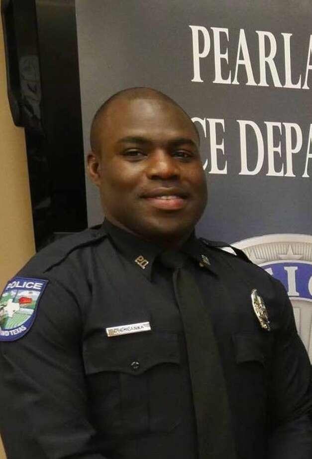 Officer Endy Ekpanya