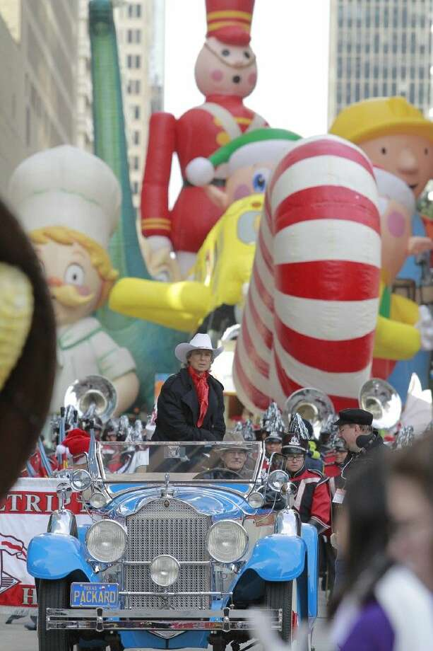 Bands, floats, balloons and so much more at the annual H-E-B Thanksgiving Day Parade set for Thanksgiving Day, Nov. 27 at 9 a.m. in downtown Houston.