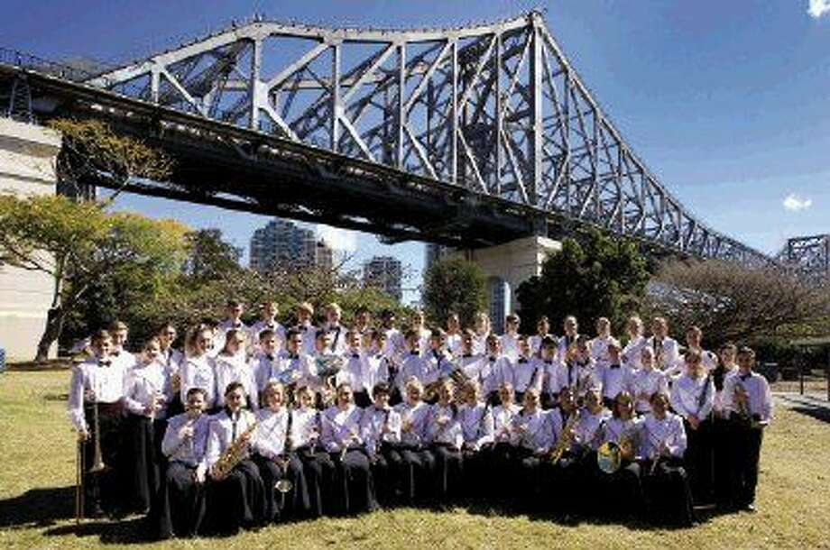 St Peters Lutheran College Symphonic Winds, from Brisbane, Australia, will present a concert at Lamb of God Lutheran Church on Friday, Dec. 5, at 7:30 p.m. The 57-member Symphonic Winds Orchestra will perform a wide variety of music: Christmas, Beatles, Disney and more.
