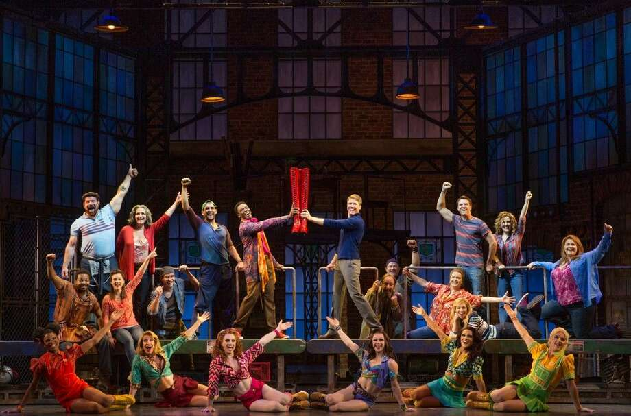 Kinky Boots is coming to Houston