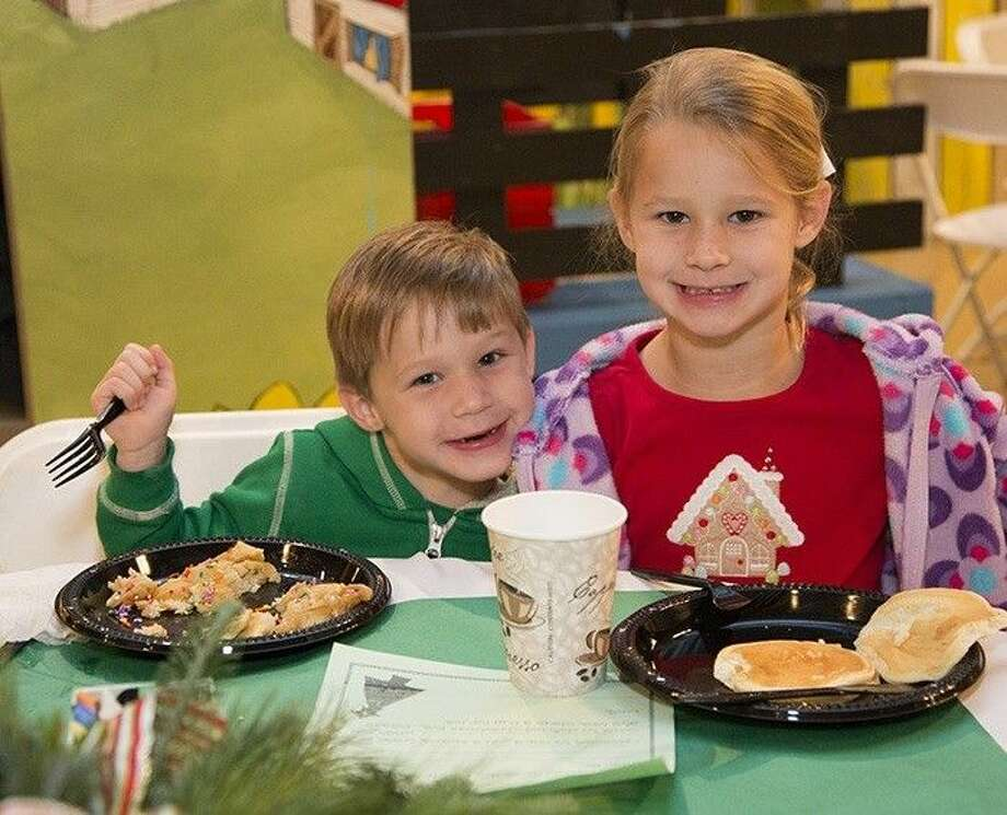 Make reservations today for breakfast with Santa Claus at The Woodlands Children's Museum.
