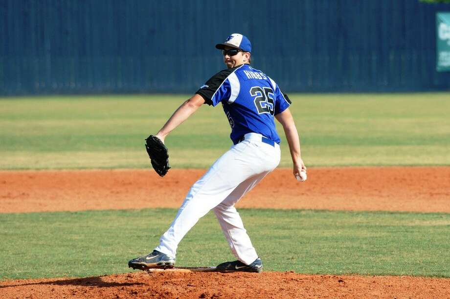 Former Friendswood pitcher Will Hibbs was selected by the Philadelphia Phillies in the Major League Baseball draft this past weekend. Photo: Kirk Sides