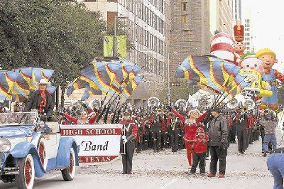 This year's 65th Annual H-E-B Thanksgiving Day Parade celebrates Houston on Parade with a stellar showcase of the city's finest attributes - from families, fashion, food, sports and the Texas Medical Center to art and entertainment adding vibrant lift to this 65-year tradition.