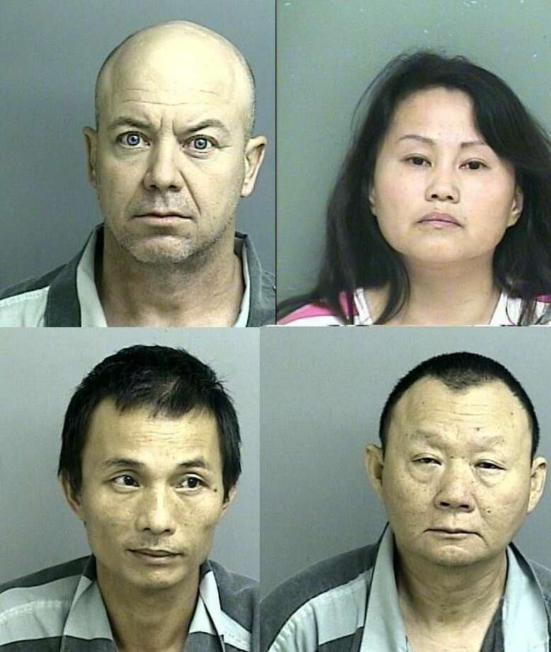 Human trafficking ring bust lands four in Montgomery County Jail