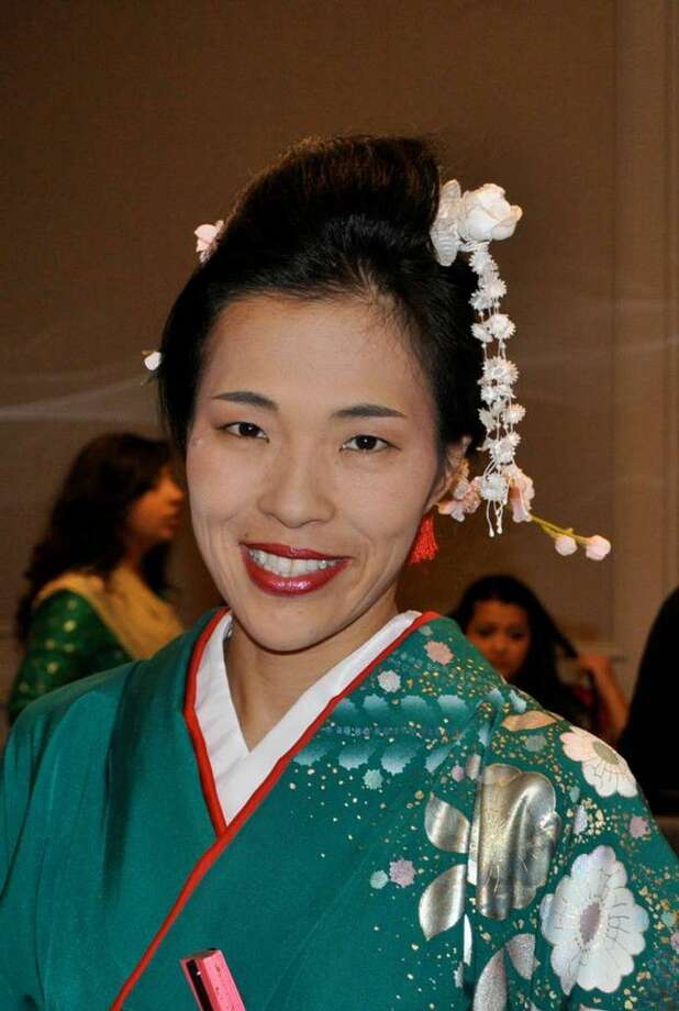 Japanese dances performed by Risa Tallent are slated for 10:45 and 11:30 a.m., and 12:15 p.m.