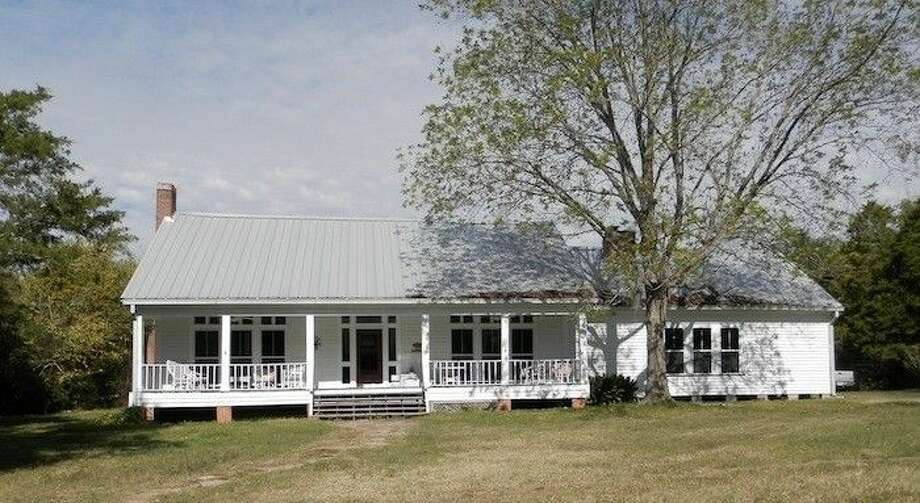 Indiana born Donald Acton was introduced to the pace of life in San Jacinto County while visiting with friends in Governor's Point. In 2009, he purchased his home from the Logan sisters and since then has worked to restore it. Photo: Submitted