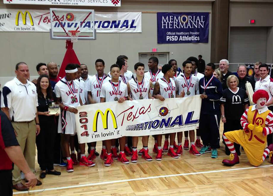 Atascocita won the Division I Gold Division at the McDonalds' Texas Invitational on Saturday night. Photo: Submitted