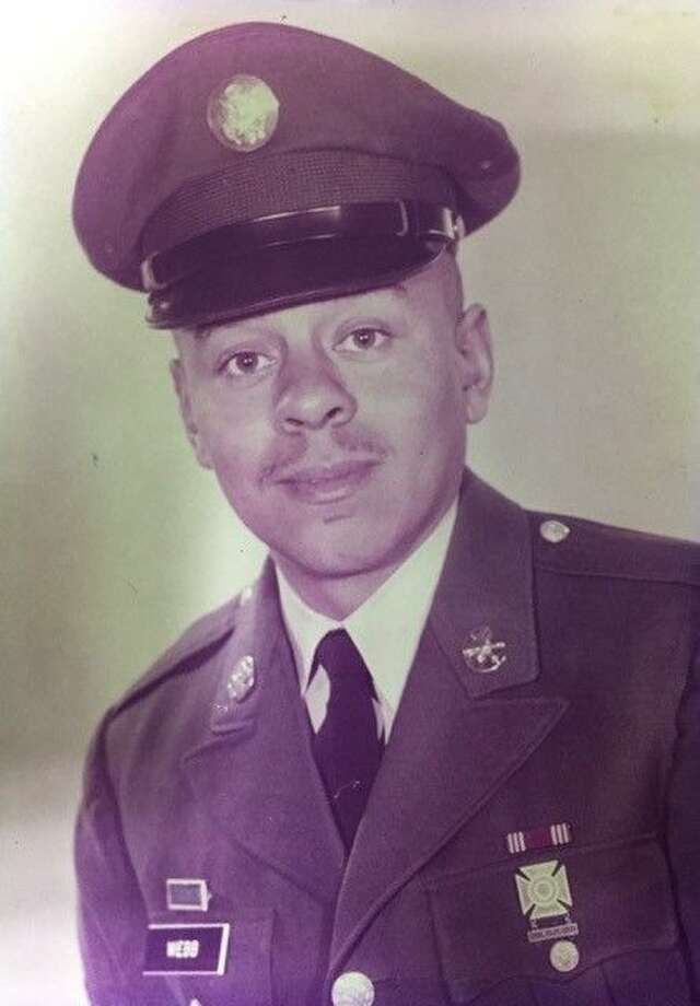 Galveston native Robert Webb served in Vietnam during his distinguished military career in the United States Army.