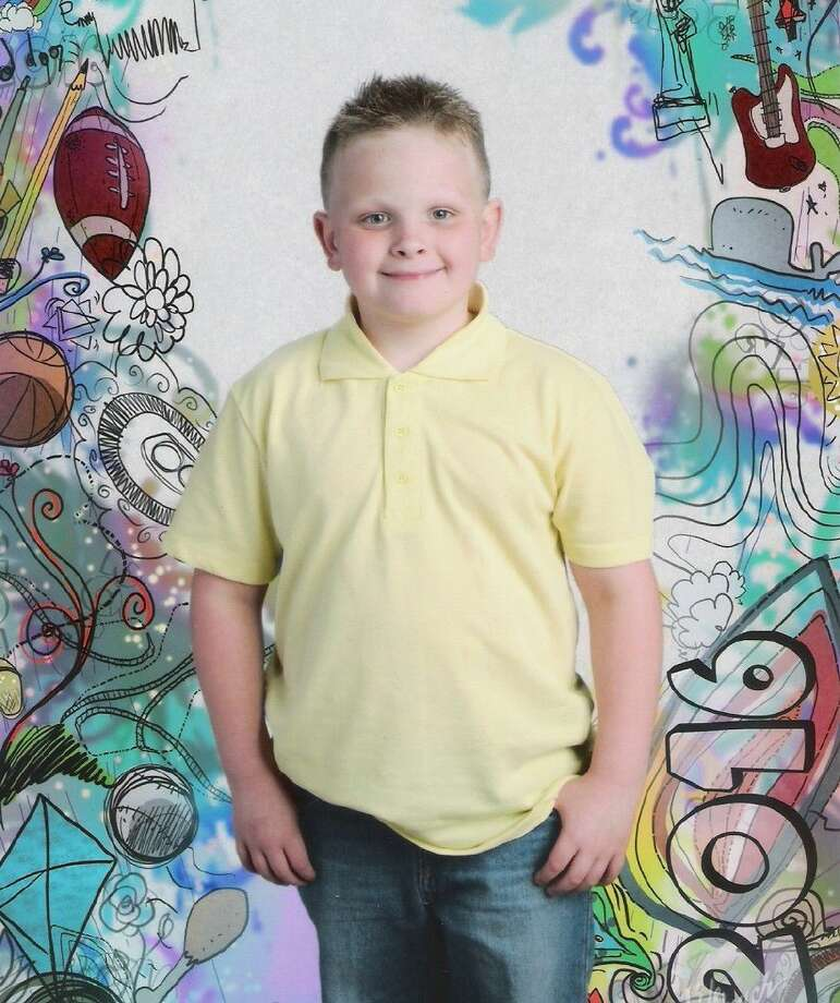Jarod Johnson's life was cut tragically short Friday, June 17, when he was killed in a three-vehicle accident on SH 105 E in Moss Hill. The Cleveland boy was just 7 years old. Photo: Submitted