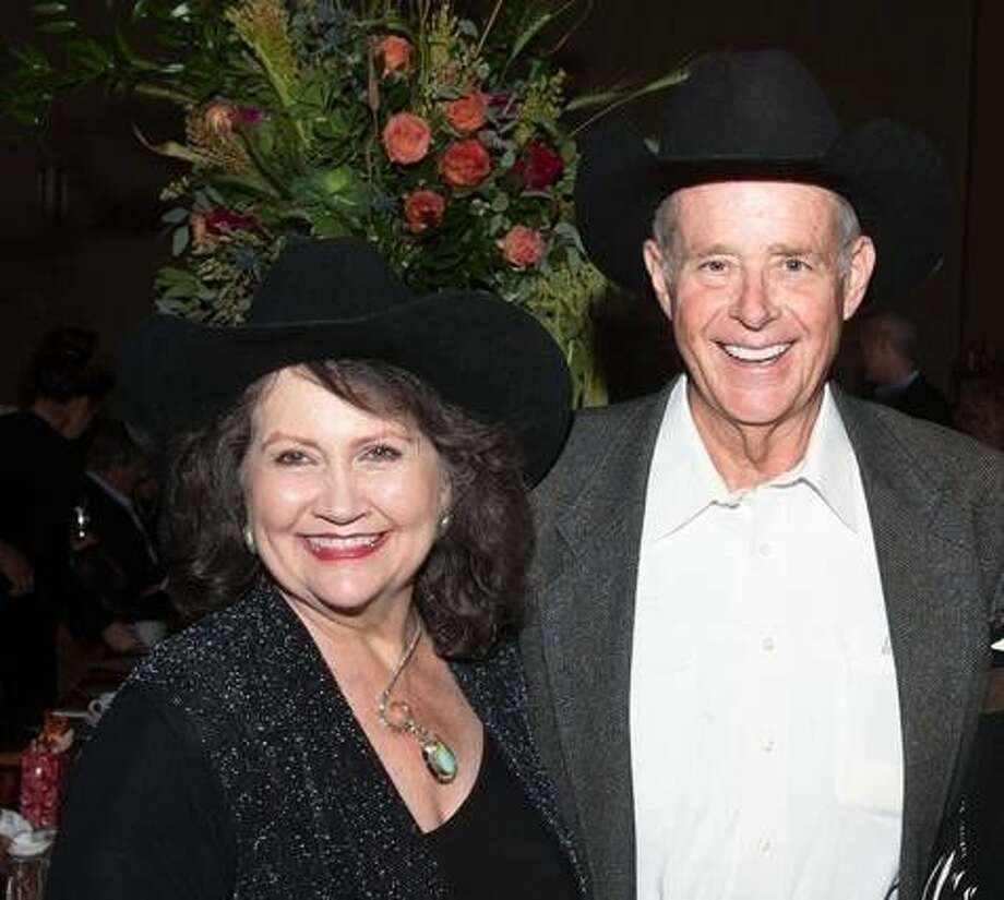 Linda and Dr. Joe Fowler were honored at the 17th annual Jeans & Jewels gala on Saturday, Oct. 24. The event raised more than 735,000 for Northwest Assistance Ministries. Photo: Submitted