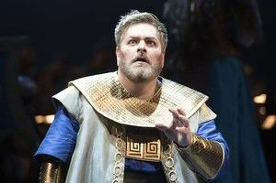 Weston Hurt, a Klein Oak High school graduate, is making his debut with the Houston Grand Opera on Saturday, Nov. 14.