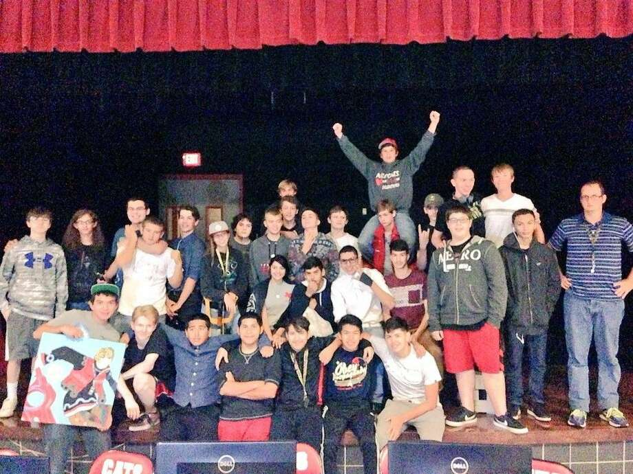 On Saturday, Nov. 7, 2015, Splendora High School hosted its first ever gaming tournament.