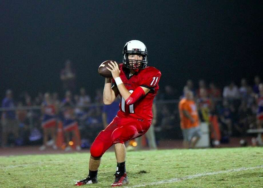 Rosehill Christian quarterback Cash Kelso, a vital piece of last year's playoff squad, will return for his senior year and is the presumed starter for the Aug. 25 game against Northland Christian at Rice Stadium. Photo: Rosehill Athletics