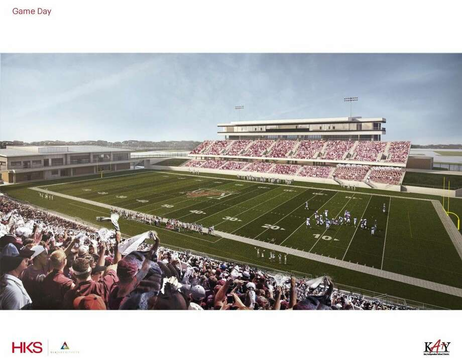 The district's second football stadium will be set to host events in May of 2017. The new 12,000-seat facility will accommodate students in future schools and provide scheduling relief.