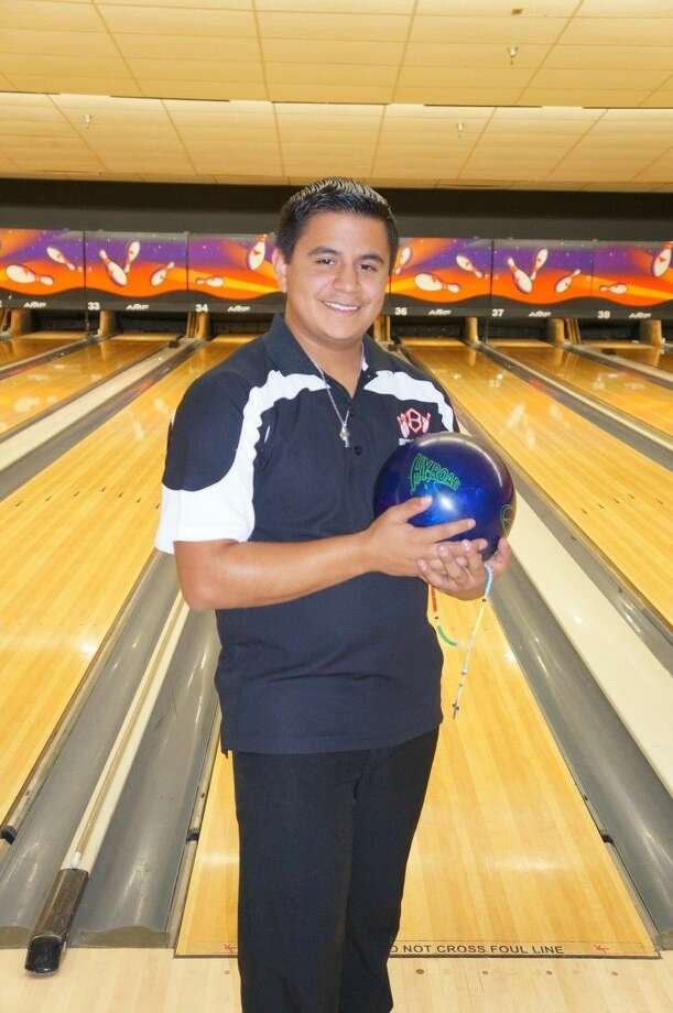 Clear Brook bowler D.J. Casas will be inducted into the Texas Hall of Honor for the Texas United States Bowling Congress. Photo: SUBMITTED PHOTO