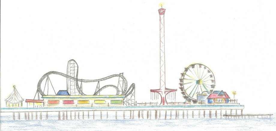Mother and daughter authors Natalie Malphrus and Darcie Malphrus-Schlegel have published a love letter to Galveston. The book's illustrations are by Kingwood artist Whitney Yarbrough.