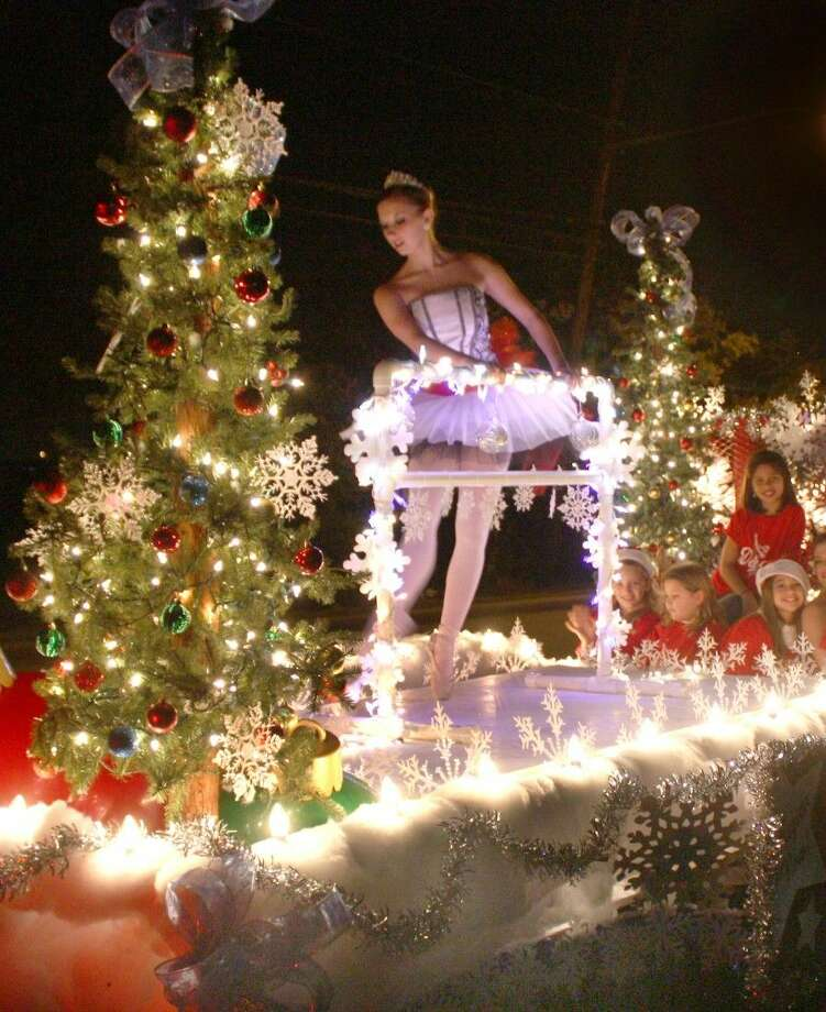 "The City of Pearland's 33rd Annual Hometown Christmas Parade is scheduled Saturday, Dec. 6, at 6 p.m. This year's theme is ""A Parade of Trees."" Photo: Kristi NIx"