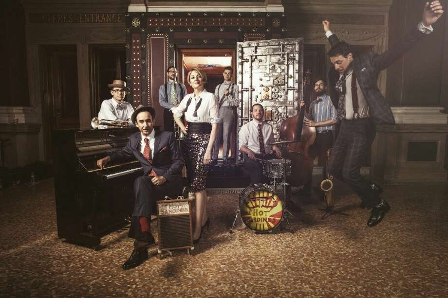 Celebrate the holidays in style with the Hot Sardines, performing in Jones Hall on Thursday, Dec. 10, at 8 p.m.