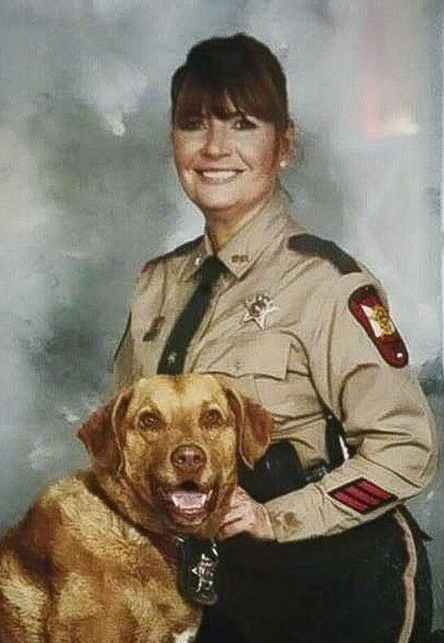 Lynise Marshall, a former MCSO deputy, is fighting to adopt her former K-9 partner Hap. MCSO took the dog from Marshall, who has since resigned from the department, following an investigation that showed the dog was not being cared for properly.