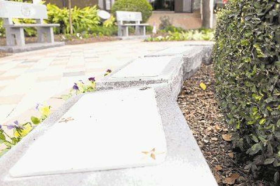 The Montgomery County War Memorial Park in downtown Conroe includes three stones dedicated to Vietnam. The Daughters of the American Revolution Conroe Chapter is seeking photos for several names listed for Vietnam Veteran Memorial Funds Wall of Faces.