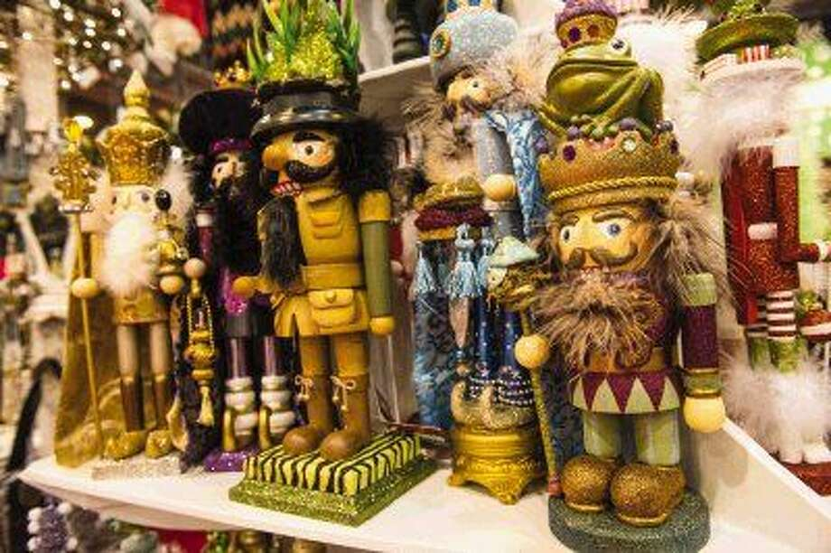 The famous Houston Ballet Nutcracker Market opens this weekend.