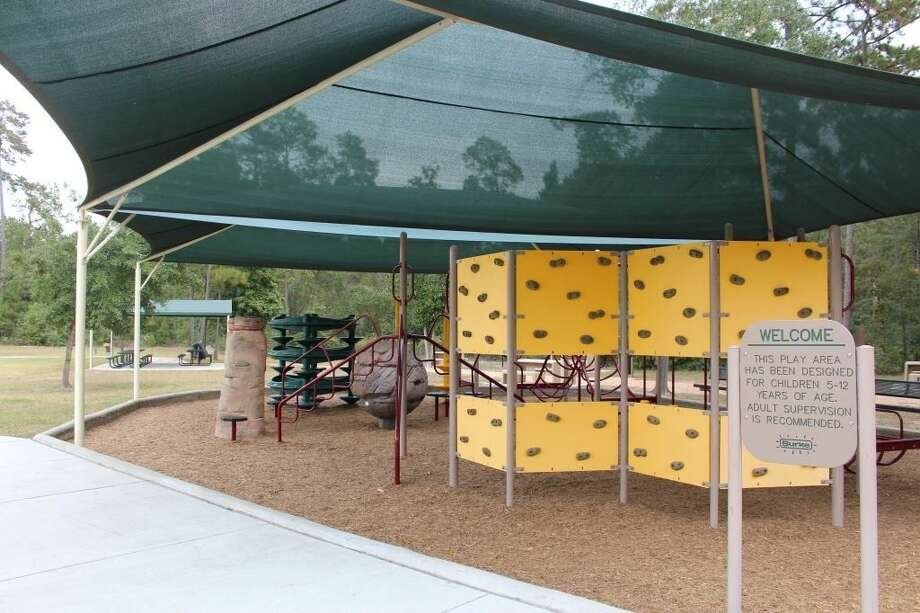 Shown here is the playground at Pundt Park in Harris County Precinct 4. Photo: Submitted Photo