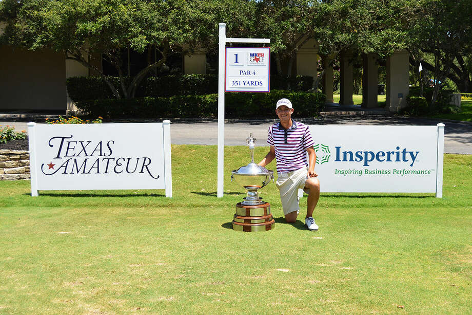 Fred Wedel won the 107th Texas Amateur Sunday in San Antonio.