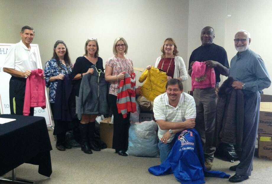 The Northeast Houston Interfaith Council hosted a Community Coat Drive during the month of October.