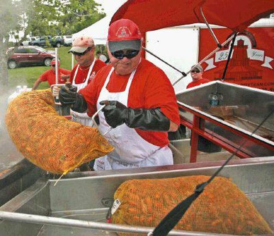 The Inaugural Galveston Cajun Crawfish Festival begins Friday Photo: Kar B Hlava