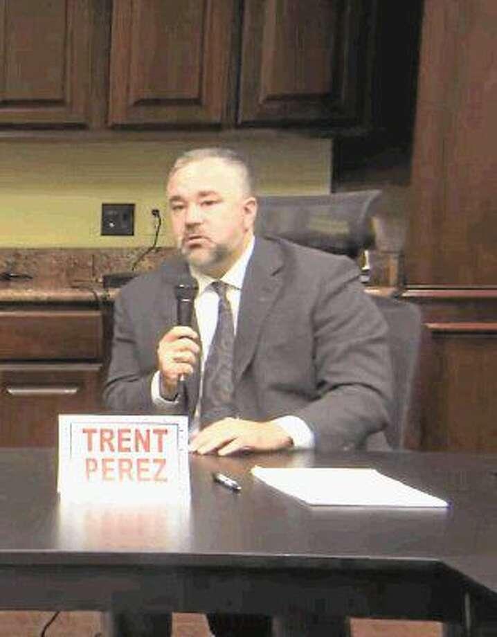 Trent Perez