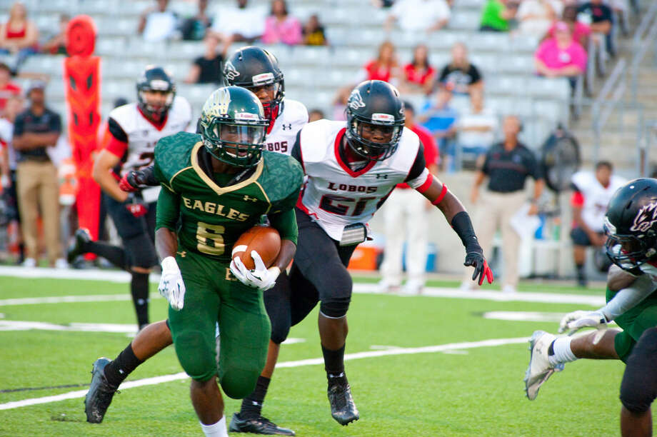 Cy Falls running back Desmond Hite believes physicality is the key to the Golden Eagles' upcoming game against Nimitz