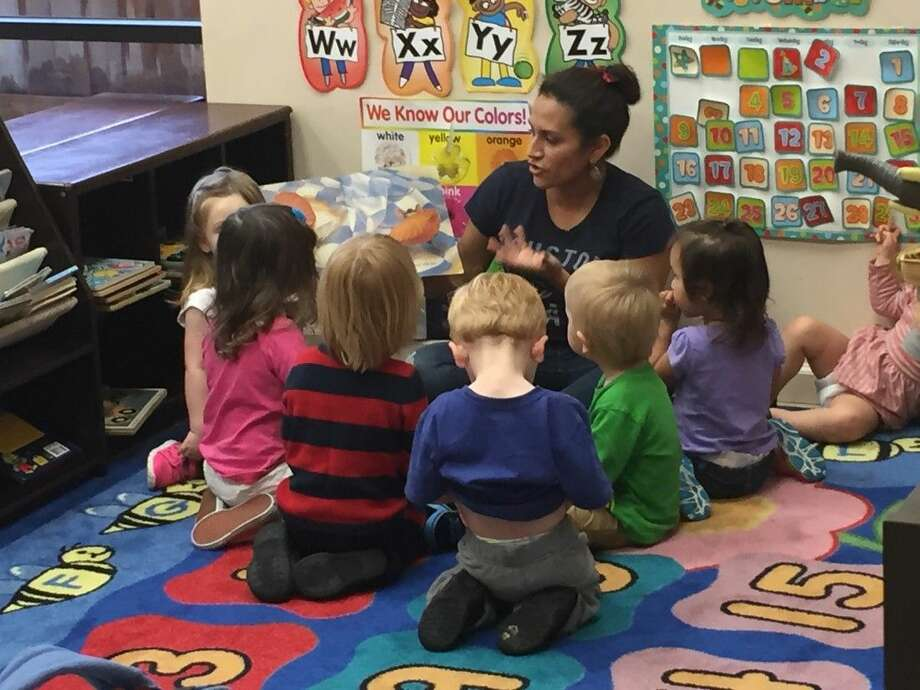 Teachers and children at My Country Clubhouse were featured in new instructional videos for the Children's Learning Institute at the University of Texas Health Science Center. The school was chosen as a model for early childhood education.