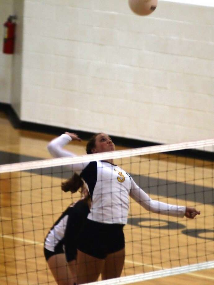 Liberty senior Kaitlyn Slack is the District 23-4A MVP for 2015. Photo: Casey Stinnett