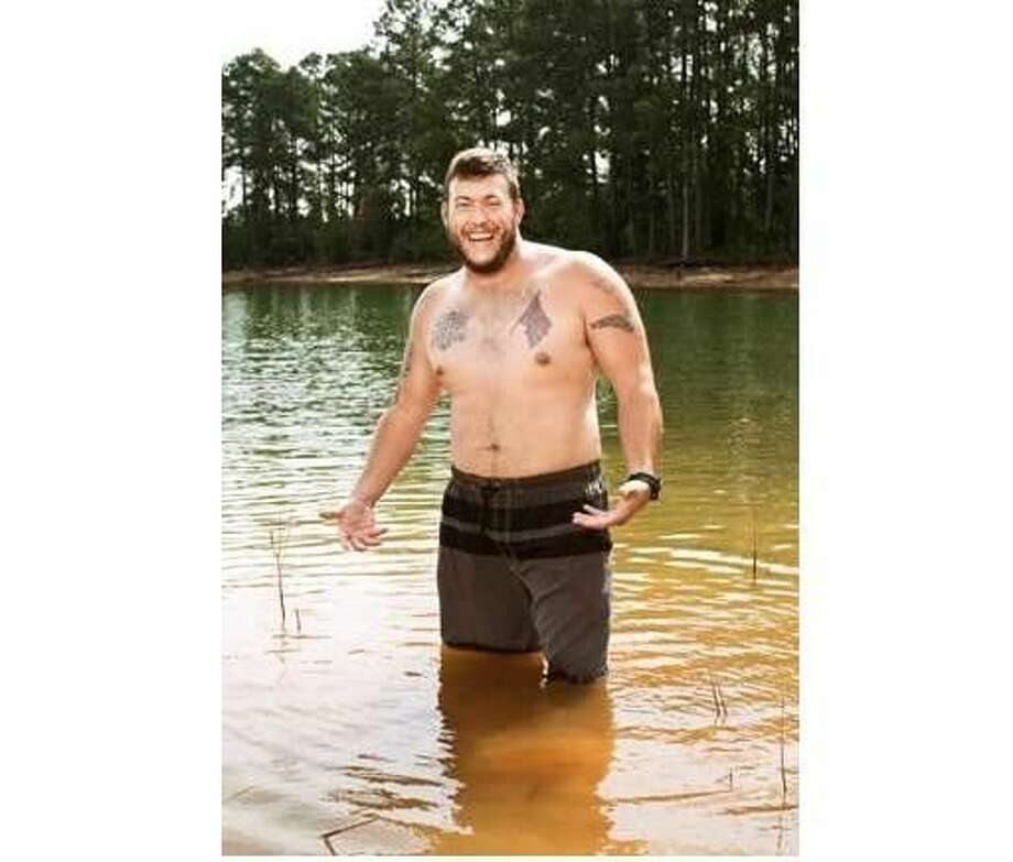 The Tasting Room at Kings Harbor will play host to the premiere viewing party for Kingwood resident Hunter Larsen, a contestant on CMT's fourth season of Redneck Island on Dec. 4.