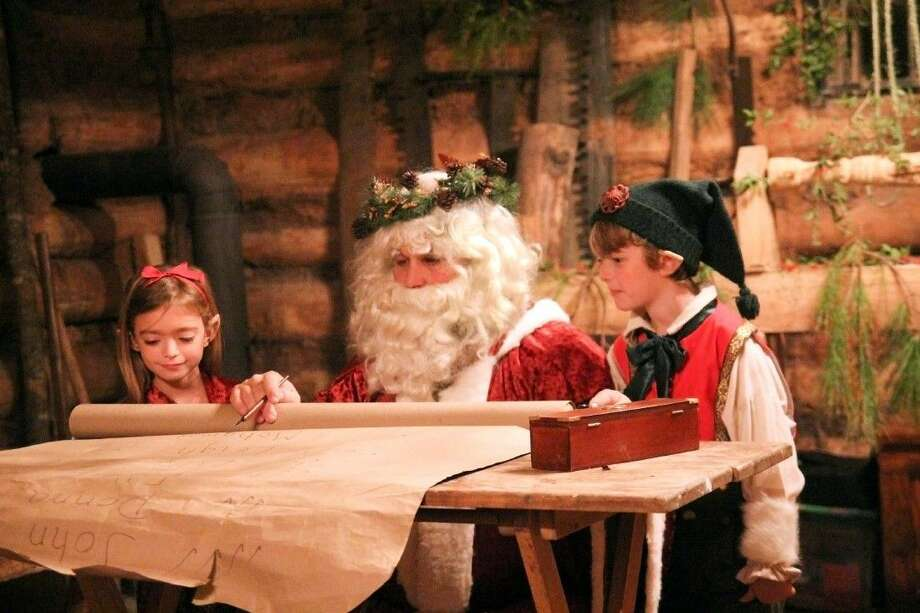 Experience the holiday season as celebrated by 19th century Texas settlers Saturday, Dec. 5 from 4-7 p.m. at Jesse H. Jones Park & Nature Center.