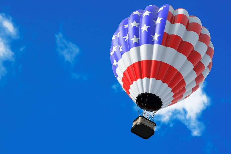 Soar to new heights this Independence Day at the first ever Memorial City Fourth of July Hot Air BalloonFest. Photo: Courtesy Photo