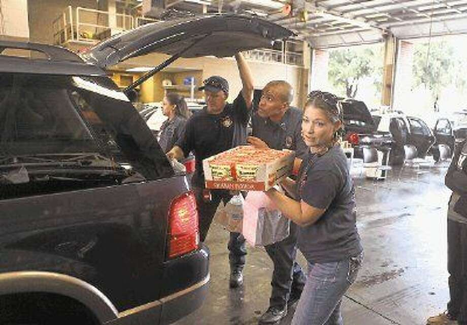 Local food pantries benefited by Operation Thanksgiving in