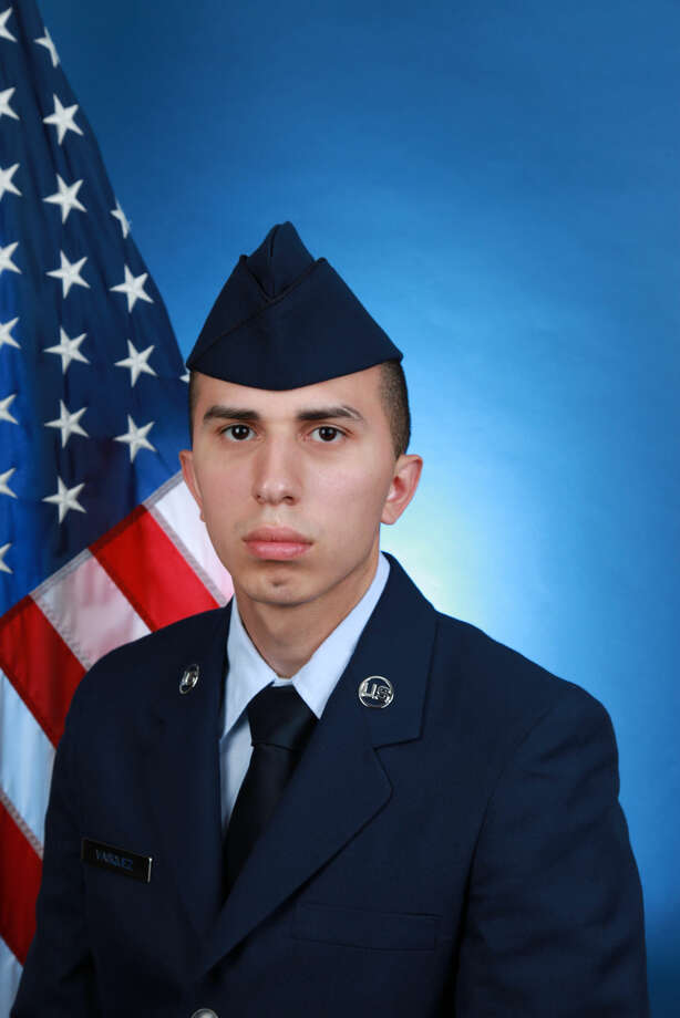 Air Force Reserve Airman Daniel Vasquez