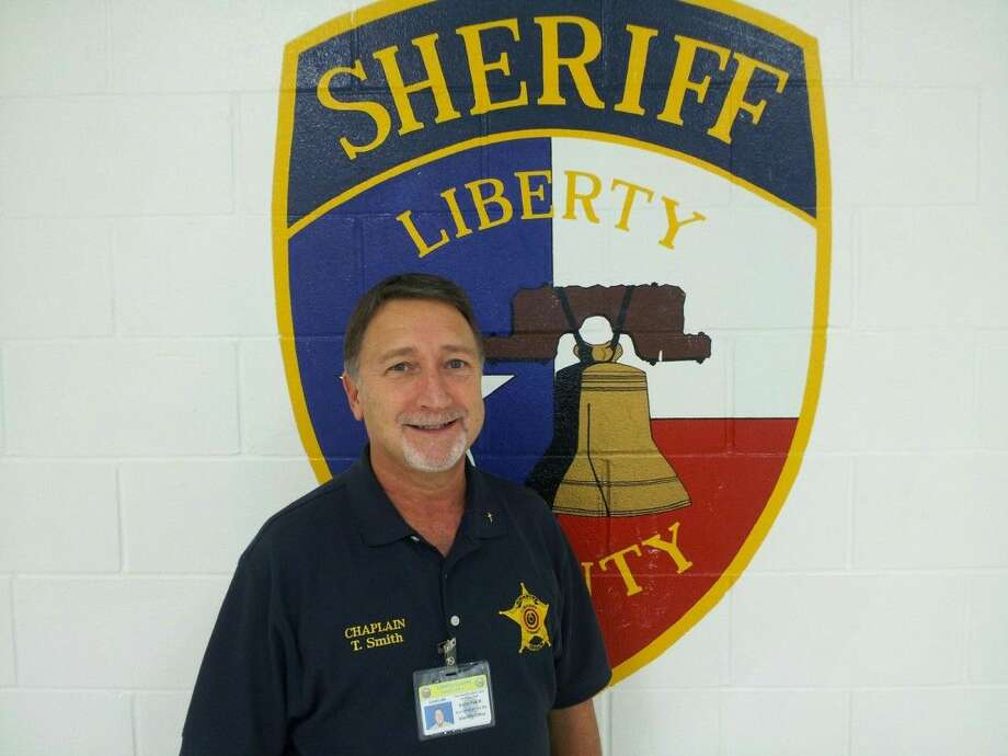 Chaplain Ted Smith has been selected as the Liberty County Sheriff's Office Employee of the Month for November 2015. Photo: Submitted