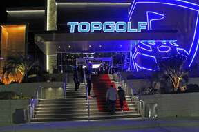 Topgolf recently celebrated the grand opening of its third location in the greater Houston area. Topgolf in Webster is now open at 21401 Gulf Freeway. Its hours of operation are Sunday through Thursday 9 a.m. to midnight and Friday and Saturday from 9 a.m. to 2 a.m. For more information, visit www.topgolf.com/us/webster