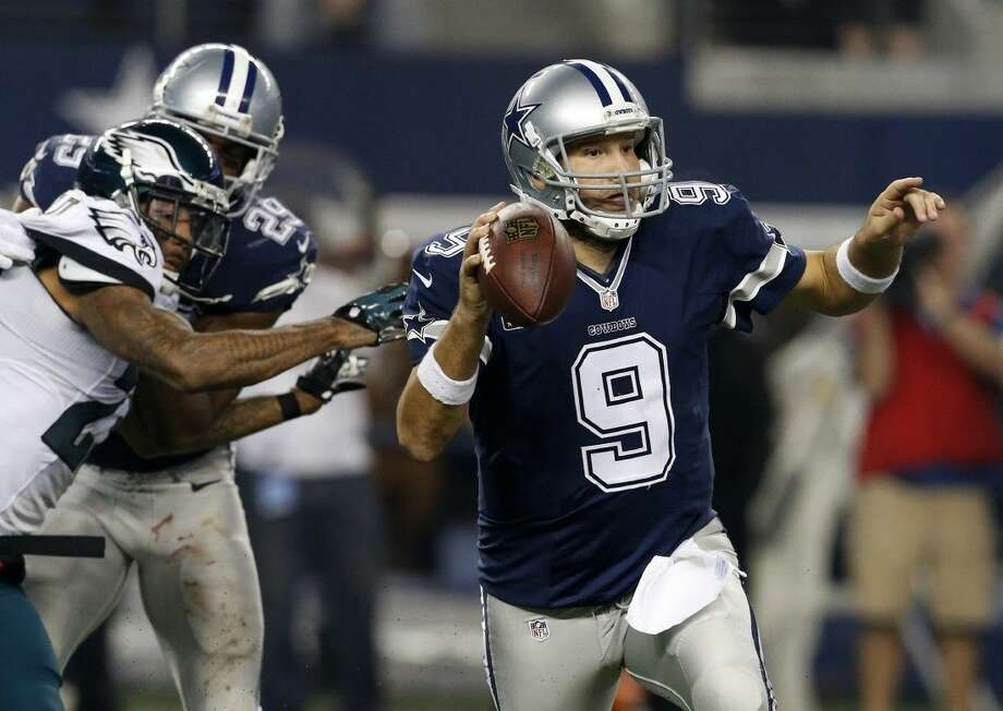 Tony Romo and the Cowboys have lost three of their last five games.