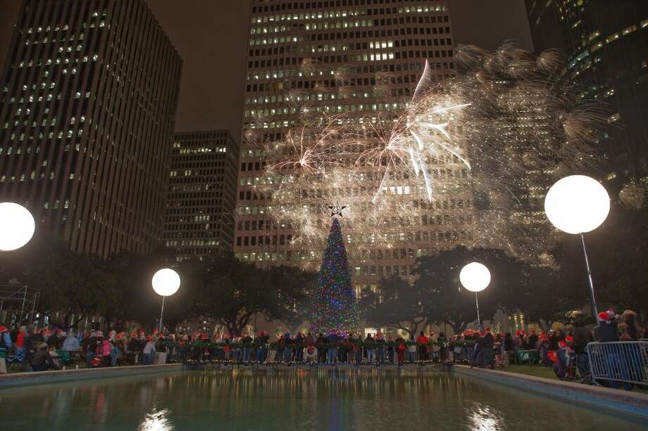 Ring in the season with the 95th Mayor's Holiday Celebration and Tree Lighting Presented by Reliant on Friday, December 5, at Hermann Square outside City Hall taking place from 6 p.m. - 8 p.m.