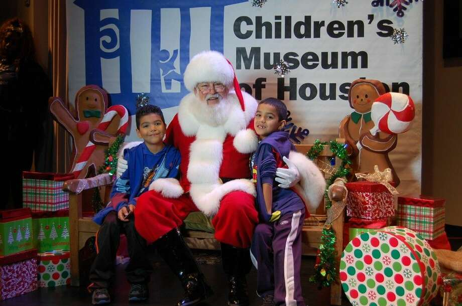 The Children's Museum of Houston is excited to host its 10th Annual Thanksgiving with Santa event. Make your own festive banner and vest, rock them in our indoor parade, then hang out with Santa.