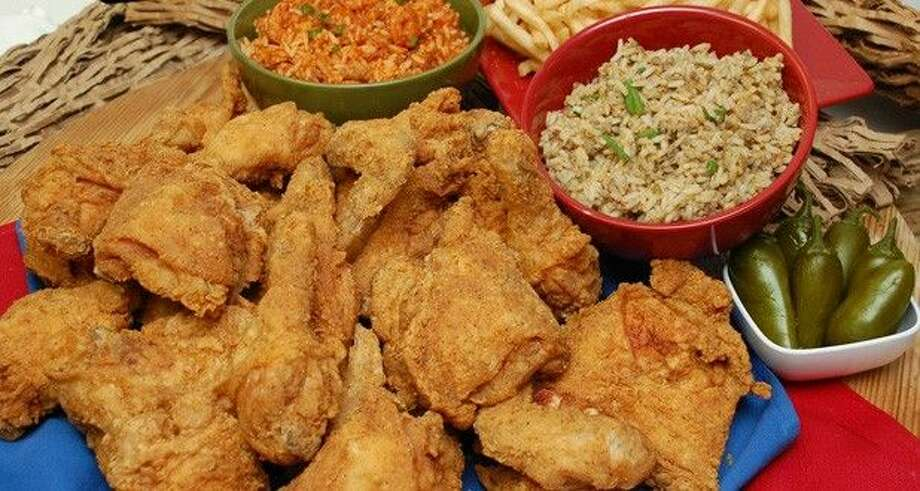 Frenchy's Fried Chicken opened a new franchise location in Humble on Saturday, Nov. 29, 2014.