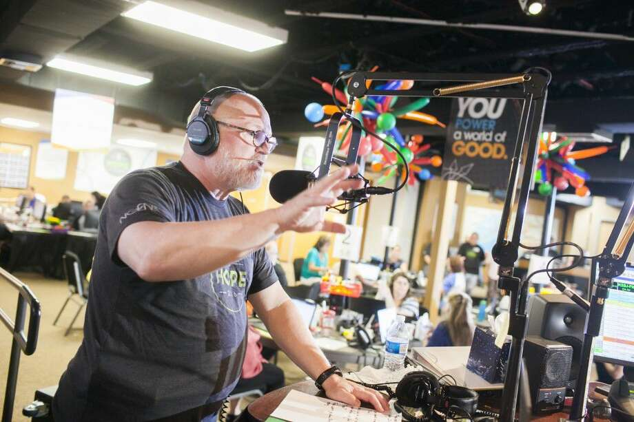 Houston's number one contemporary Christian music station, 89.3 KSBJ recently celebrated its most successful Sharathon, an annual four-day on-air fundraising event. Photo: Courtesy Photo