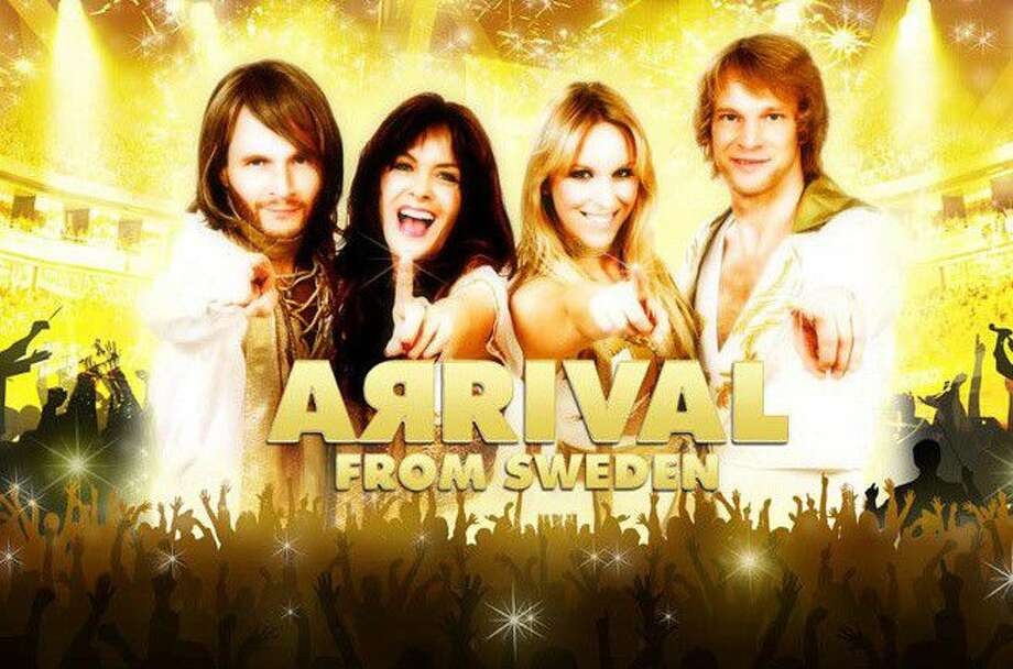 Arrival from Sweden, the world's foremost ABBA tribute show, will bring the iconic pop songs of the Swedish sensations to the Stafford Centre on Saturday, Oct. 29.