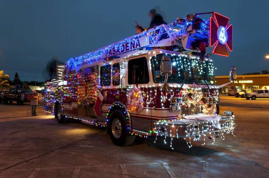 The annual Holiday Lighted Parade is scheduled Saturday, Dec. 6, at 7 p.m. Photo: Submitted