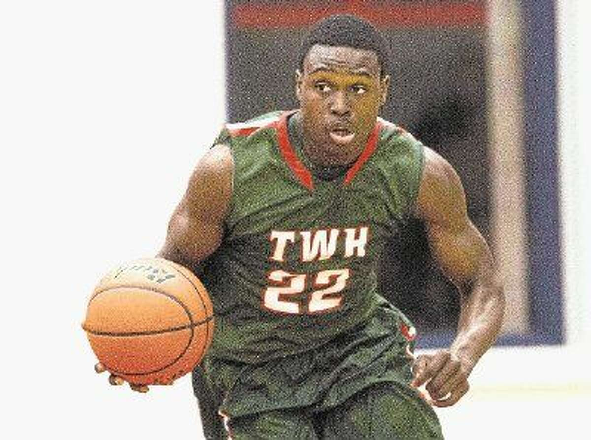 The Woodlands' Romello Wilbert returns as the Highlanders' point guard for the 2015-16 season.